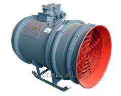 The fan mine local airing - axial, one-stage,