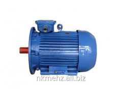 Электродвигатель специального назначения АМРУ280М4БУ1 для привода карьерных буровых станков