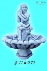 Fountain 11 *