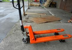 Рокла (2500 кг) Тележка гидравлическая ручная. С