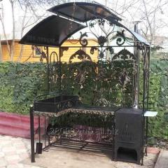 Кованые мангалы,садовая утварь,ворота,заборы,и многое другое
