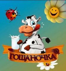 Творог кондитерский ТМ Гощаночка