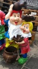 #1815 / Gnome fountain *
