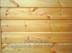Lining wooden premium