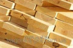 Board of planed 20х140 mm