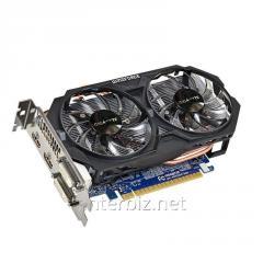 Video card GF GTX750Ti 2Gb DDR5 Gigabyte
