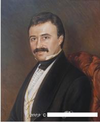 PORTRAIT TO ORDER IN KIEV, THE MAN'S PORTRAIT