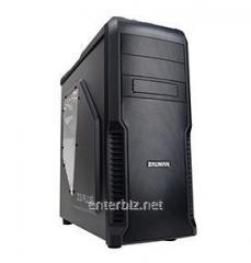 The Zalman Z3 Plus Black case without BP the