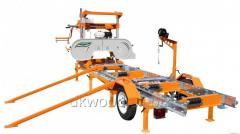 NORWOOD LumberMate LM29 Portable Sawmill