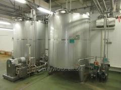 RG9071 margarine production line