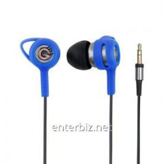G-Cube iB-1300 BL Blue earphones