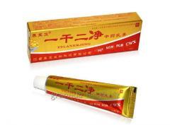 Yiganerjing (Иганержинг) - крем для лечения от псориаза. Фирменный магазин.
