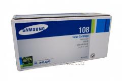 Gas station of a cartridge Samsung MLT-108