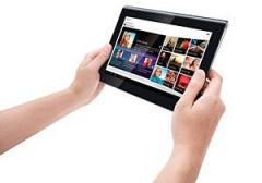 Setup of tablet personal computers (tablets) in