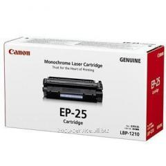 Gas station of a cartridge: EP-25 For