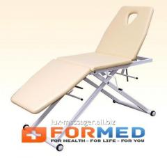 MK-1 couch massage and cosmetology 3 section SDM,