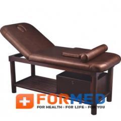 Massage table stationary KO 3-1, art. F3040