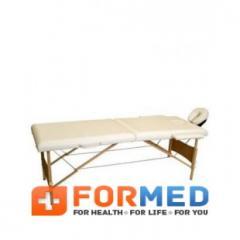 Массажный стол 2-х секционный HY-20110, арт. F2966
