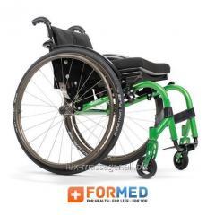 Активная инвалидная коляска Iris X1, арт. F2054