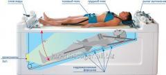 Εξοπλισμός μασάζ για την σπονδυλική στήλη