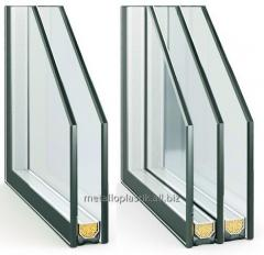 Steko double-glazed window