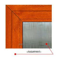 Декоративное стекло Steko Лабиринт