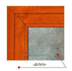 Декоративное стекло Steko Дельта