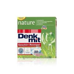 Tablets for DenkMit Nature piece dishwashers 30