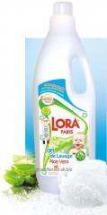 Aloe Lora Paris washing gel belief + EKO talc of 2