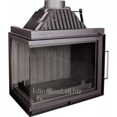 Chimney fire chamber of Amelia/L / BS of 25 kW