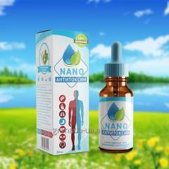 Anti Toxin nano (Анти Токсин нано) - капли от