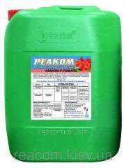 REAKOM-R-TOMATY, Mikroudobreniye Reak for top