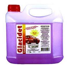 Mașină de spălat de sticlă Glatsidet (vara) .Opt