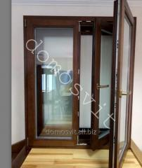 Усовершенствованное финское окно, производство