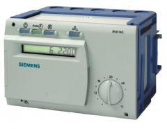 Контроллеры для систем отопления  Siemens RVD