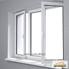 Металлопластиковые окна Домосвит