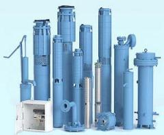 The pump ETsV centrifugal borehole for water