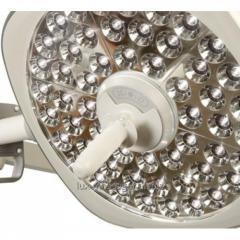Операционный одинарный/двойной LED светильник