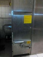 Dukatehnik heat chamber