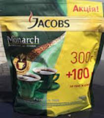 Jacobs Monarch coffee of 400 g Brazil Kasik, Kofe