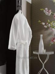 Hotel textiles Dressing gowns terry