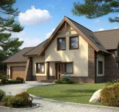 Projets des maisons et cottages prives