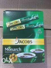 Jacobs Monarch coffee stik 2 g of Yakobs Monarch