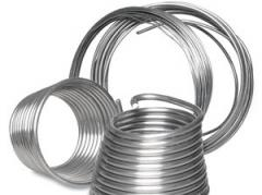 Zinc wire the TsV, Ts0, GOST 13073-77 brand for