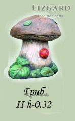 #1454 / Mushroom 2 *