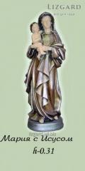 #1512 / Мария с Исусом