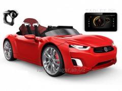 Детский электромобиль Henes Broon F830  red