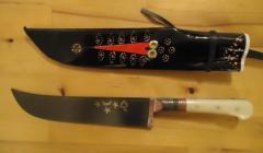The Uzbek national knife (Pchak), knives to buy