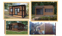 Maisons modulaires