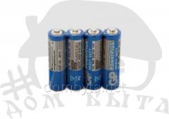 GP POWERPLUS R-6 batteries